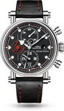 Speake Marin Seafire 42mm Titanium Red