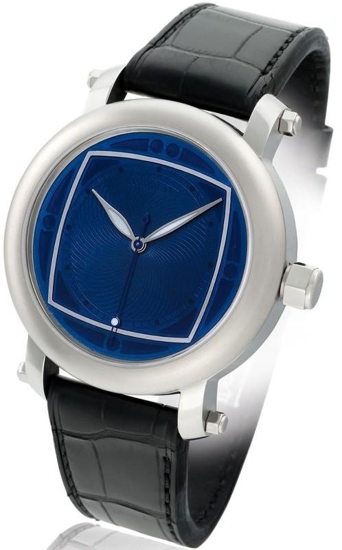 Zannetti Vitruvian blue
