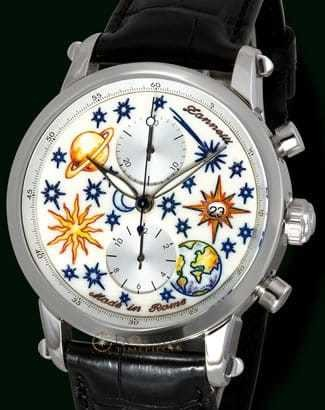 Zannetti Regent Full Sky Chronograph