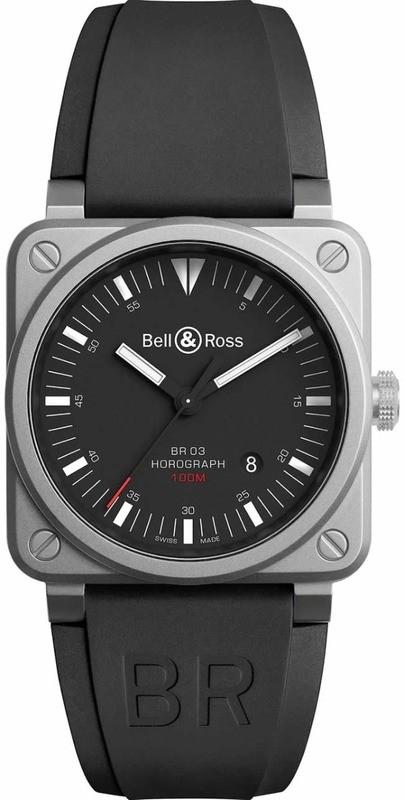 Bell & Ross 03-92 Horograph