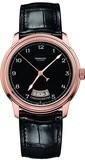 Parmigiani Fleurier Toric Chronometre Rose Gold Black