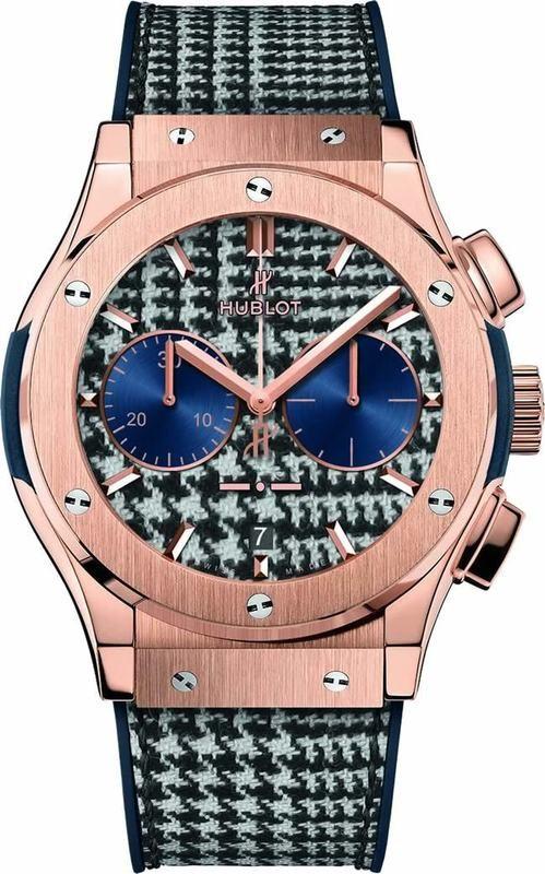 Hublot Classic Fusion Chronograph Italia Independent Prince de Galles