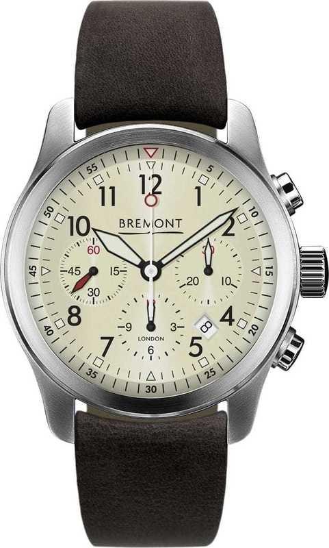 Bremont ALT1-P Pilot ALT1-P2-CR