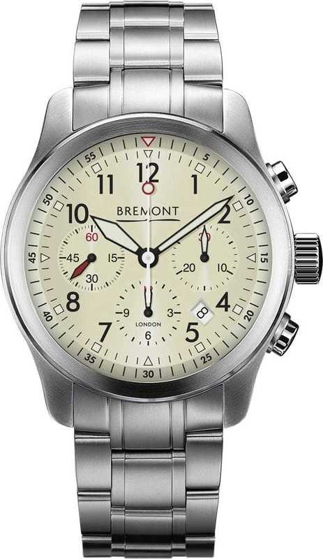 Bremont ALT1-P Pilot ALT1-P2-CR on Bracelet