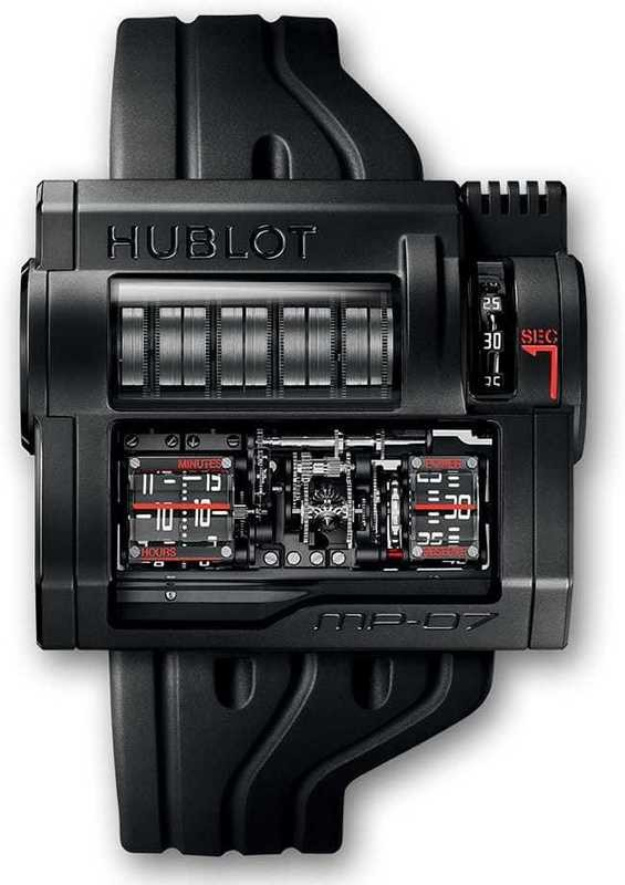 Hublot MP-07 40 Days Power Reserve