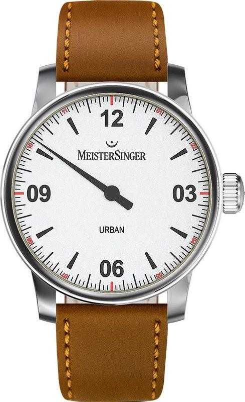 MeisterSinger Urban Opaline Silver