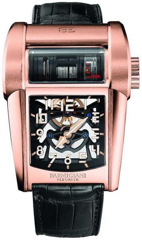 Parmigiani Fleurier Type 390 Rose Gold Limited Edition