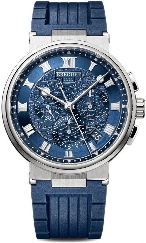 Breguet Marine Chronographe 5527BB/Y2/5WV