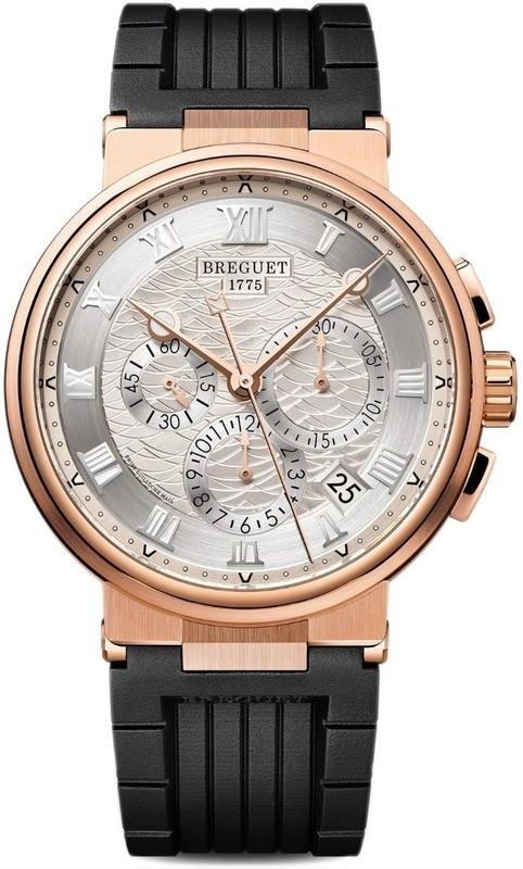 Breguet Marine Chronographe 5527BR/12/5WV