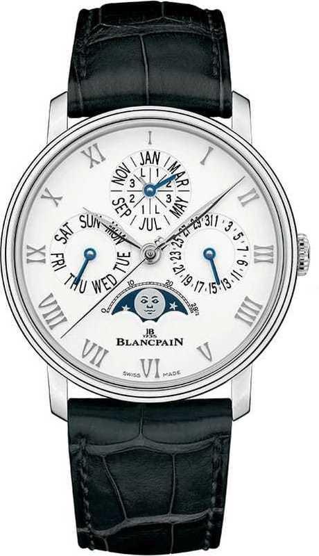 Blancpain Quantieme Perpetual Calendar 6656-1127-55B