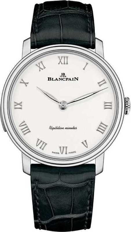 Blancpain Villeret Repetition Minutes 6632-1542-55B