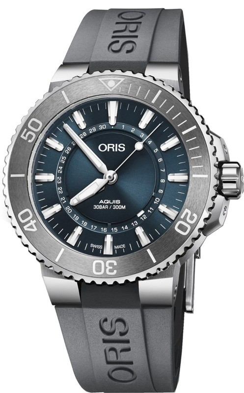 Oris Aquis Source of Life Limtied Edition