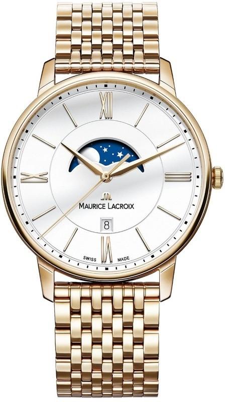 Maurice Lacroix Eliros Moonphase on Bracelet EL1108-SS002-311-1