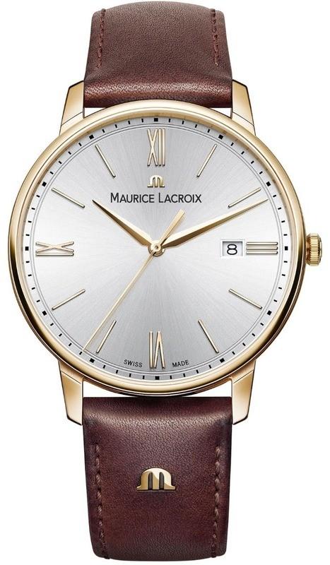 Maurice Lacroix Eliros Date Silver Dial EL1118-PVP01-111-1