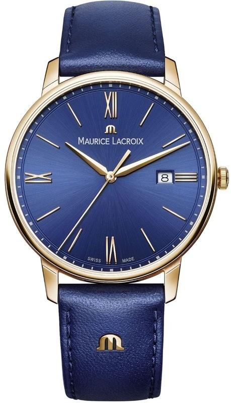 Maurice Lacroix Eliros Date Silver Dial EL1118-PVP01-411-1
