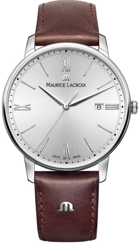 Maurice Lacroix Eliros Date Silver Dial EL1118-SS001-110-1