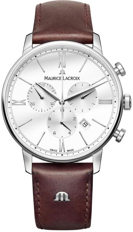 Maurice Lacroix Eliros Chronograph White Lacquered Dial