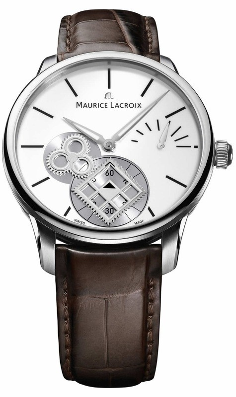 Maurice Lacroix Masterpiece Square Wheel
