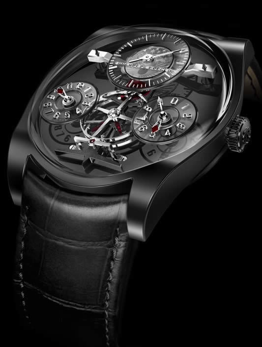 Emmanuel Bouchet Complication One Titanium