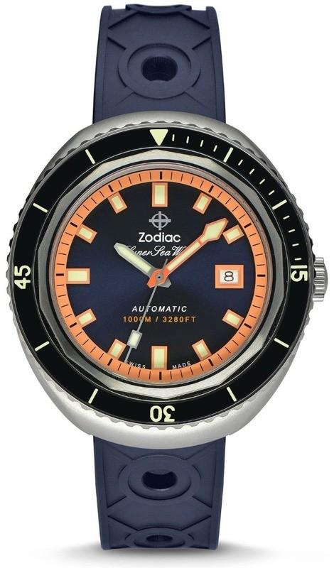 Zodiac Super Sea Wolf 68