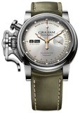 Graham Chronofighter Vintage Pulsometer Limited Edition