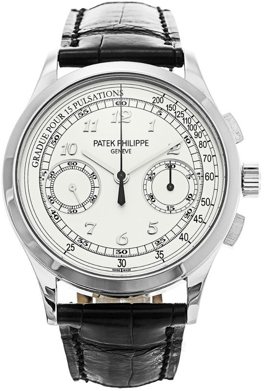 Patek Philippe Complications Chronograph 5170g 001