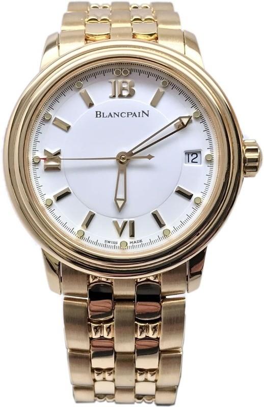 Blancpain Leman Ultra-Slim 2100-1418-31