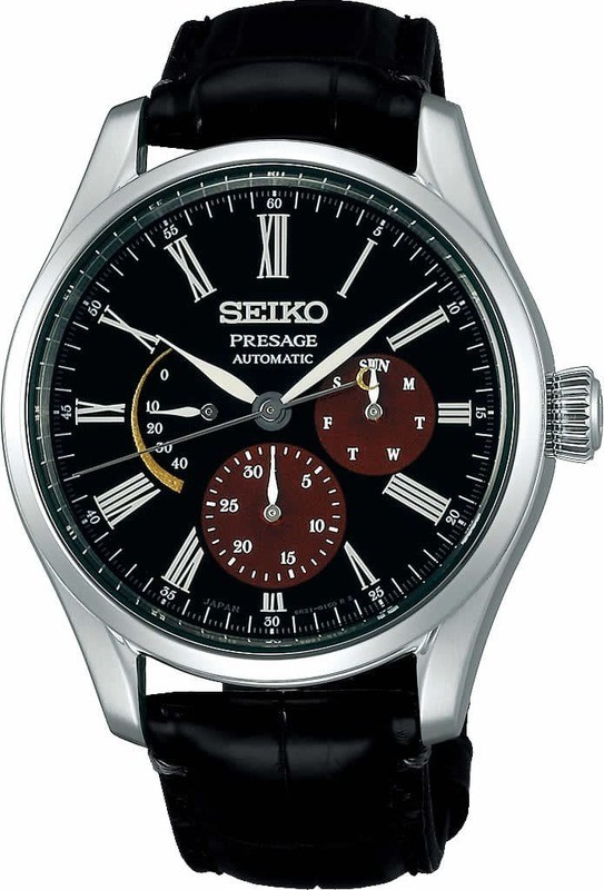 Seiko Presage The Urushi Byakudan-nuri Limited Edition