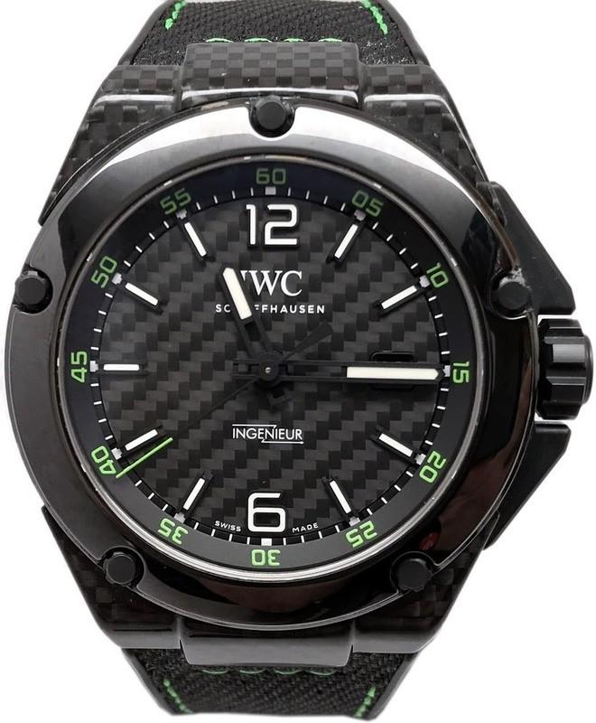 IWC Ingenieur Carbon IW322404