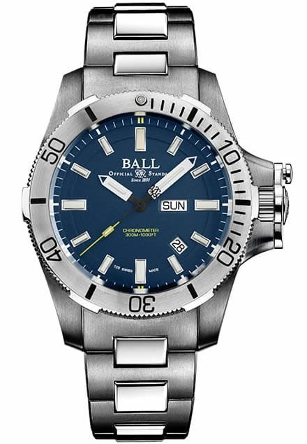Ball Engineer Hydrocarbon Submarine Warfare