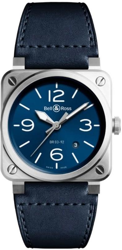 Bell & Ross BR 03-92 Blue Steel