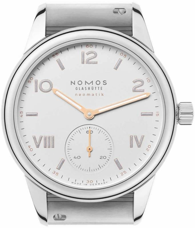 NOMOS Glashütte Club Campus Neomatik 748