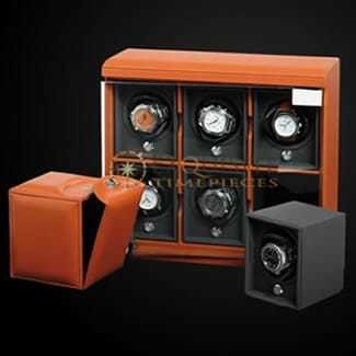 Underwood Watch Winder Six Module Unit