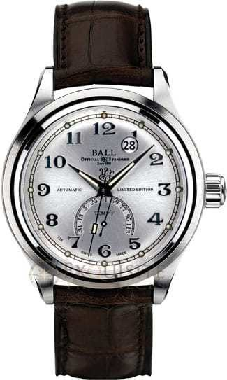 Ball Watch Trainmaster TMT Fahrenheit Ltd. Edition NT1050D-LJ-SLF