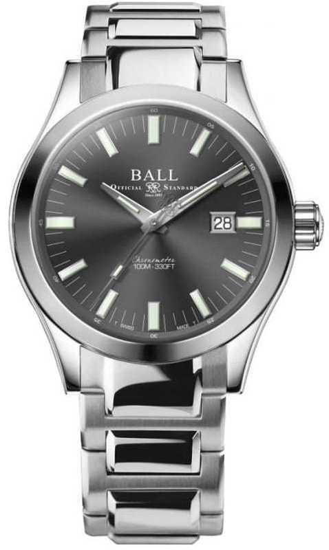Ball Engineer M Marvelight Grey 40mm