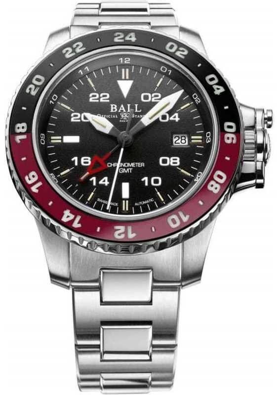 Ball Engineer Hydrocarbon AeroGMT II 40mm