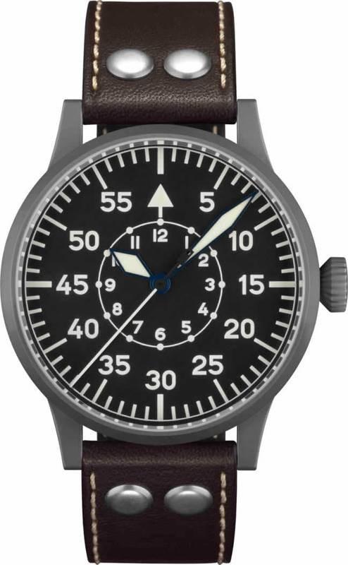 Laco Pilot Watch Original Dortmund