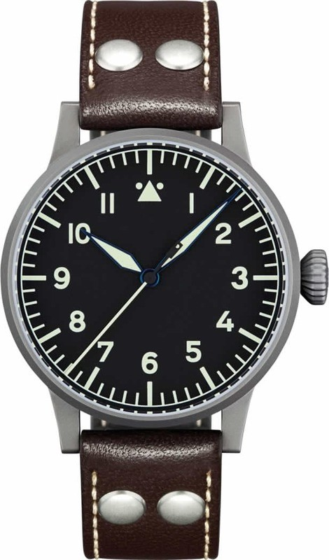 Laco Pilot Watch Original Saarbrücken