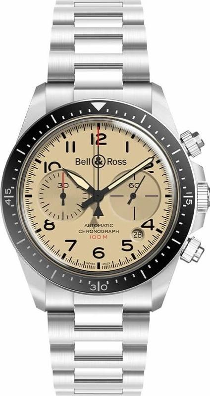 Bell & Ross Br V2-94 Military Beige