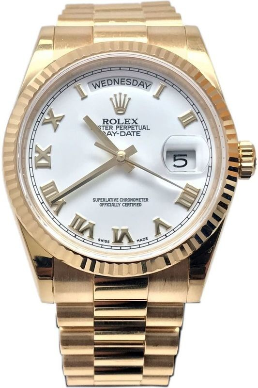 Rolex President Day Date 118238