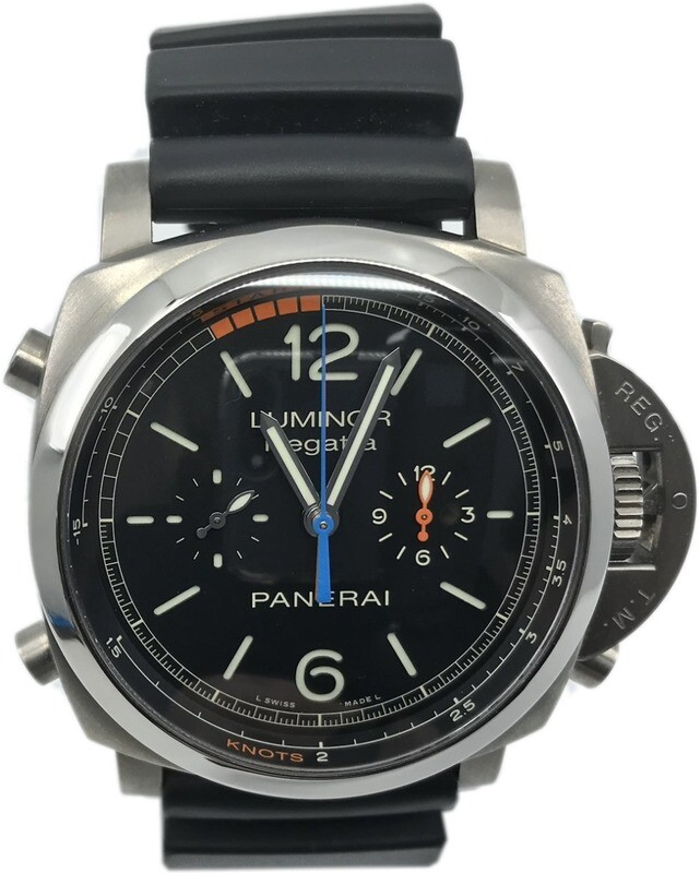 Panerai 526 Luminor 1950 Regatta 3-Days Flyback Chronograph PAM00526