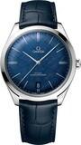 Omega De Ville Tresor Blue