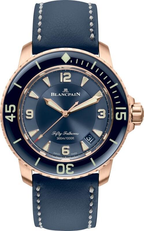 Blancpain Fifty Fathoms Automatic Ceramic