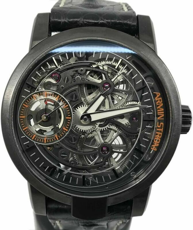 Armin Strom Skeleton Pure Earth
