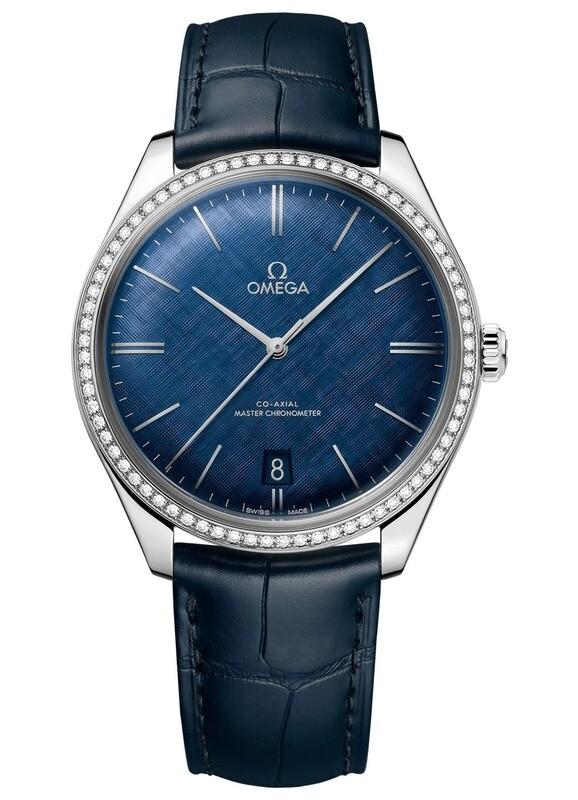 Omega Tresor Co‑Axial Master Chronometer 40 mm