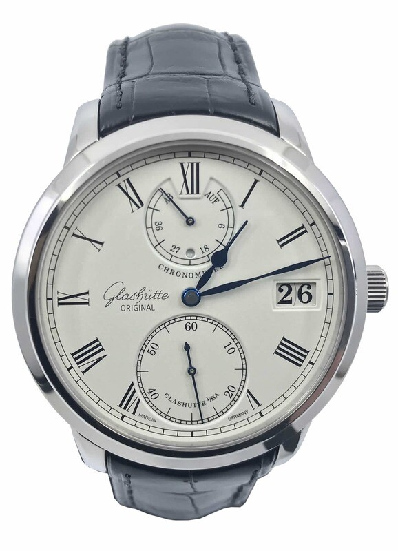 Glashütte Original Senator Chronometer 58-01-01-04-04