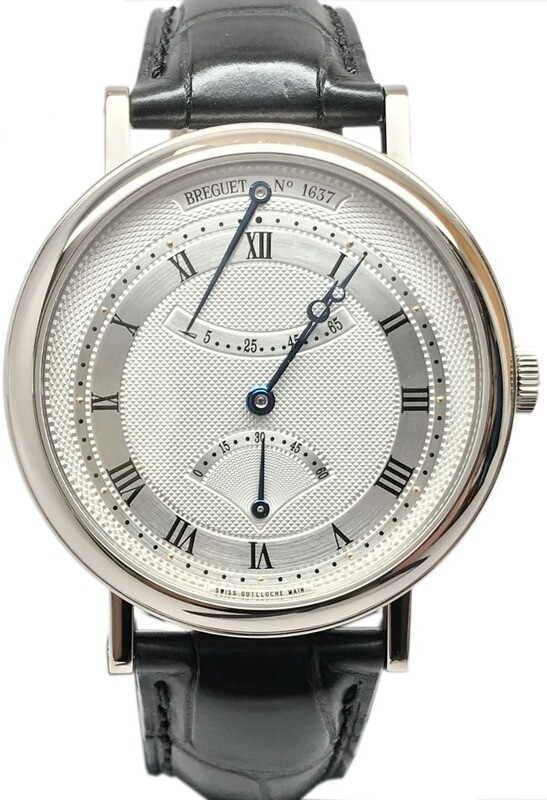 Breguet Classique Retrograde Seconds 5207BB
