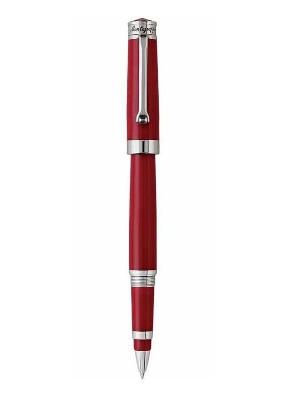 Montegrappa Parola Amarone Red Rollerball Pen
