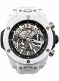 Hublot Big Bang Unico White Ceramic 411.HX.1170.RX