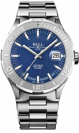 Ball Roadmaster M Skipper Blue 40mm